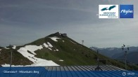 Archived image Webcam Oberstdorf - Möserbahn Top Station 03:00