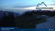 Archiv Foto Webcam Ramsau bei Berchtesgaden - Hochschwarzeck 07:00