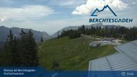 Archiv Foto Webcam Ramsau bei Berchtesgaden - Hochschwarzeck 11:00