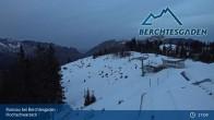 Archiv Foto Webcam Ramsau bei Berchtesgaden - Hochschwarzeck 00:00