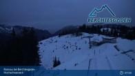 Archiv Foto Webcam Ramsau bei Berchtesgaden - Hochschwarzeck 06:00