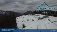 Archiv Foto Webcam Ramsau bei Berchtesgaden - Hochschwarzeck 08:00