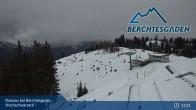 Archiv Foto Webcam Ramsau bei Berchtesgaden - Hochschwarzeck 12:00