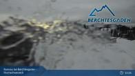 Archiv Foto Webcam Ramsau bei Berchtesgaden - Hochschwarzeck 14:00