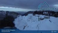 Archiv Foto Webcam Ramsau bei Berchtesgaden - Hochschwarzeck 18:00