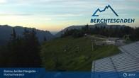 Archiv Foto Webcam Ramsau bei Berchtesgaden - Hochschwarzeck 21:00