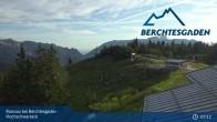 Archiv Foto Webcam Ramsau bei Berchtesgaden - Hochschwarzeck 01:00