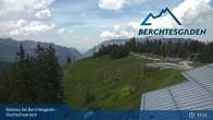 Archiv Foto Webcam Ramsau bei Berchtesgaden - Hochschwarzeck 09:00