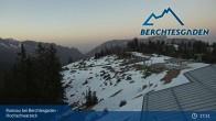 Archiv Foto Webcam Ramsau bei Berchtesgaden - Hochschwarzeck 19:00