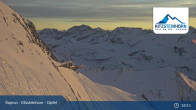 Archiv Foto Webcam Gipfelstation Kitzsteinhorn 00:00