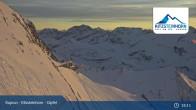 Archiv Foto Webcam Gipfelstation Kitzsteinhorn 02:00