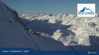 Archiv Foto Webcam Gipfelstation Kitzsteinhorn 06:00