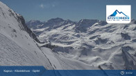 Archiv Foto Webcam Gipfelstation Kitzsteinhorn 12:00