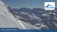 Archiv Foto Webcam Gipfelstation Kitzsteinhorn 14:00