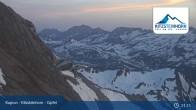 Archiv Foto Webcam Gipfelstation Kitzsteinhorn 19:00
