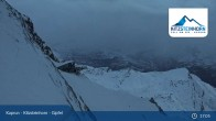 Archiv Foto Webcam Gipfelstation Kitzsteinhorn 20:00