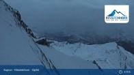 Archiv Foto Webcam Gipfelstation Kitzsteinhorn 22:00