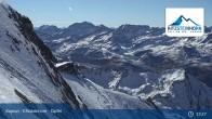 Archived image Webcam Top Station Kitzsteinhorn 07:00