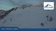 Archiv Foto Webcam Langwiedboden am Kitzsteinhorn 02:00