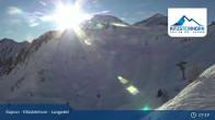 Archiv Foto Webcam Langwiedboden am Kitzsteinhorn 06:00