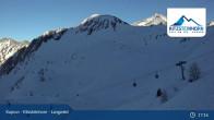 Archiv Foto Webcam Langwiedboden am Kitzsteinhorn 16:00