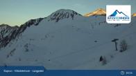 Archiv Foto Webcam Langwiedboden am Kitzsteinhorn 20:00
