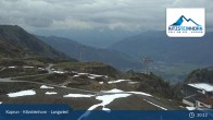 Archiv Foto Webcam Langwiedboden am Kitzsteinhorn 21:00