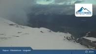 Archiv Foto Webcam Langwiedboden am Kitzsteinhorn 19:00