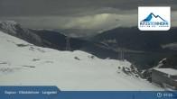 Archiv Foto Webcam Langwiedboden am Kitzsteinhorn 01:00