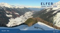 Archiv Foto Webcam Bergstation Panoramabahn Elfer (1790m) 07:00