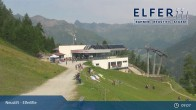 Archiv Foto Webcam Bergstation Panoramabahn Elfer (1790m) 03:00