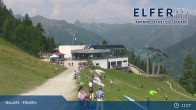 Archiv Foto Webcam Bergstation Panoramabahn Elfer (1790m) 05:00