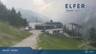 Archiv Foto Webcam Bergstation Panoramabahn Elfer (1790m) 11:00