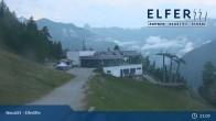 Archiv Foto Webcam Bergstation Panoramabahn Elfer (1790m) 15:00
