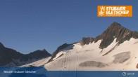 Archiv Foto Webcam Daunjochbahn, Stubaier Gletscher 01:00