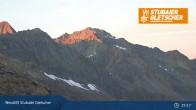 Archiv Foto Webcam Daunjochbahn, Stubaier Gletscher 19:00