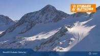 Archiv Foto Webcam Stubaier Gletscher: Daunjochbahn 07:00