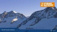 Archiv Foto Webcam Stubaier Gletscher: Daunjochbahn 09:00