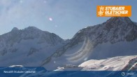 Archiv Foto Webcam Stubaier Gletscher: Daunjochbahn 03:00