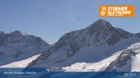 Archiv Foto Webcam Stubaier Gletscher: Daunjochbahn 05:00