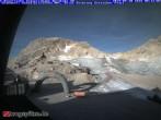 Archiv Foto Webcam Gletscherrestaurant SonnAlpin 02:00