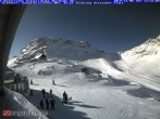 Archiv Foto Webcam Gletscherrestaurant SonnAlpin 06:00