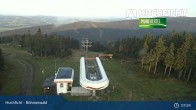 Archiv Foto Webcam Bergstation der Hochfichtbahn 01:00