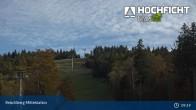 Archiv Foto Webcam Skigebiet Hochficht 03:00
