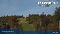 Archiv Foto Webcam Skigebiet Hochficht 11:00