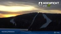 Archiv Foto Webcam Skigebiet Hochficht 04:00