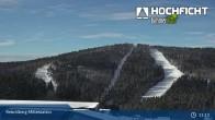 Archiv Foto Webcam Skigebiet Hochficht 10:00