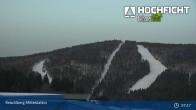 Archiv Foto Webcam Skigebiet Hochficht 01:00