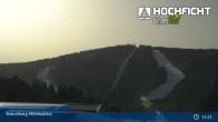 Archiv Foto Webcam Skigebiet Hochficht 09:00