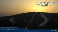 Archiv Foto Webcam Skigebiet Hochficht 13:00